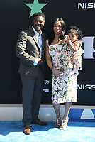 LOS ANGELES, CA - JUNE 23: Princess Love, Ray J, at the 2019 BET Awards at the Microsoft Theater in Los Angeles on June 23, 2019. Credit: Faye Sadou/MediaPunch