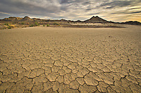 Bisti Texture - New Mexico - Bisti Wilderness
