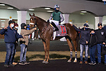 February 26, 2021: Wait For Naibrobi, trained by Rey Hernandez , wins the Cincinnati Trophy S. at Turfway Park on February 26, 2021 in Florence, KY. Jessica Morgan/ESW/CSM