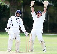 Essex Club Cricket 25-07-09