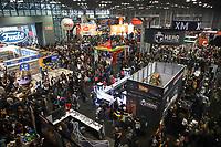 NOVA YORK, EUA, 06.10.2019 - COMIC CON-EUA - Movimentação na New York Comic Con , o maior evento de cultura pop da Costa Leste. Hospedando o que há de mais recente em quadrinhos, anime, mangá, videogames, brinquedos, filmes no Javits Center na Ilha de Manhattan em Nova York. (Foto: Vanessa Carvalho/Brazil Photo Press)