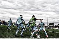 Training <br /> Latina 17-03-2015 Stadio Domenico Francioni Football Calcio Youth Champions League 2014/2015 AS Roma - Manchester City. Foto Andrea Staccioli / Insidefoto