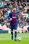 XXX during the La Liga 2017-18 match between FC Barcelona and Valencia CF at Camp Nou on 14 April 2018 in Barcelona, Spain. Photo by Vicens Gimenez / Power Sport Images