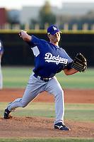 Brian Akin - AZL Dodgers - 2009 Arizona League.Photo by:  Bill Mitchell/Four Seam Images..