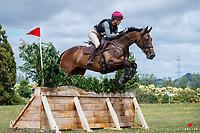 NZL-Kylie Banks-Langley rides Songbird. 2021 NZL-Clevedon Horse Trial. Sunday 17 January. Copyright Photo: Libby Law Photography