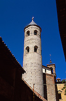 Italien, Umbrien, Turm des Doms in Citta di Castello