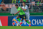 Jeonbuk Hyundai Motors vs Beijing Guoan during the 2015 AFC Champions League Round of 16 1st Leg match on May 19, 2015 at the Jeonju World Cup Stadium, in Jeonju, Korea Republic. Photo by Aitor Alcalde /  Power Sport Images