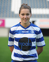 K AA Gent Ladies : Elien Van Wynendaele<br /> foto Dirk Vuylsteke / nikonpro.be