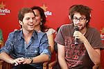 Cristian Vlalencia & Dani de la Orden. Barcelona nit d'estiu - Presentation of the movie in Barcelona.