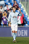 Celta de Vigo's Hugo Mallo dejected  during La Liga match. February 09,2019. (ALTERPHOTOS/Alconada)