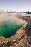 Geothermal pool