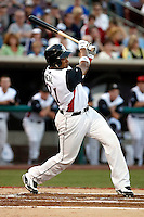 Thomas Neal ---  At the annual California League-Carolina League all-star game at the Diamond in Lake Elsinore, CA - 06/23/2009. The game was won by the California League, 2-1, on a walk-off homerun by Lancaster's Jon Gaston..Photo by:  Bill Mitchell/Four Seam Images