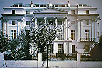 Cumberland Place, Regent's Park, London.  Designed by John Nash, 1826.