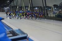 SCHAATSEN: DEVENTER: IJsstadion De Scheg: Rabo Holland Cup / IJssel Cup, ©foto Martin de Jong
