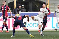 Cristiano Ronaldo-Danilo<br /> Bologna 24-02-2019 Stadio Dall'Ara <br /> Football Serie A 2018/2019 Bologna - Juventus<br /> Foto Image Sport / Insidefoto