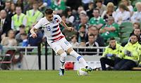 Dublin, Ireland - Saturday June 02, 2018: Jorge Villafaña during an international friendly match between the men's national teams of the United States (USA) and Republic of Ireland (IRE) at Aviva Stadium.