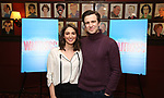 """""""Waitress"""" Cast change with Sara Bareilles and Gavin Creel"""