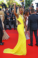 Guest, sur le tapis rouge pour la projection du film D APRES UNE HISTOIRE VRAIE, hors competition lors du soixante-dixième (70ème) Festival du Film à Cannes, Palais des Festivals et des Congres, Cannes, Sud de la France, samedi 27 mai 2017.
