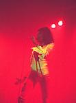 Queen 1975 Freddie Mercury..© Chris Walter..