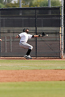Kyle Colligan - Chicago White Sox 2009 Instructional League .Photo by:  Bill Mitchell/Four Seam Images..