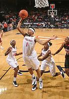 Lyndra Littles virginia basketball.