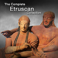 Pictures of Etruscan Artefacts,  Antiquities & Art - Images & Photos -