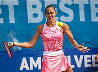 Amstelveen, Netherlands, 7 Juli, 2021, National Tennis Center, NTC, Amstelveen Womans Open,  Semifinal: Cristiana Ferrando (ITA)<br /> Photo: Henk Koster/tennisimages.com