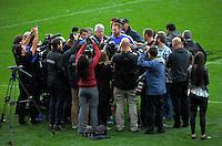 160610 International Rugby- All Blacks Captain's Run