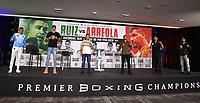 4/29/21: FOX Sports PBC PPV Fight - Ruiz vs Arreola Undercard Press Conference