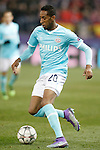 PSV Eindhoven's Joshua Brenet during UEFA Champions League match. March 15,2016. (ALTERPHOTOS/Acero)