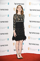 Emma Stone<br /> at the 2017 BAFTA Film Awards Nominees party held at Kensington Palace, London.<br /> <br /> <br /> ©Ash Knotek  D3224  11/02/2017