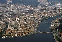 - Lombardia, panorama della città di Lecco<br /> <br /> - Lombardy, panorama of Lecco town