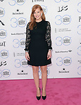 Jessica Chastain attends 2015 Film Independent Spirit Awards held at Santa Monica Beach in Santa Monica, California on February 21,2015                                                                               © 2015Hollywood Press Agency