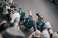 finish line photographers<br /> <br /> 104th Tour de France 2017<br /> Stage 7 - Troyes › Nuits-Saint-Georges (214km)