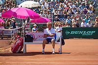 Zandvoort, Netherlands, 05 June, 2016, Tennis, Playoffs Competition, <br /> Photo: Henk Koster/tennisimages.com