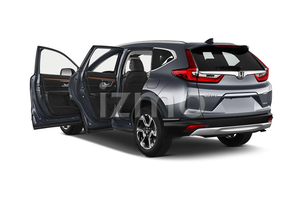 Car images of 2020 Honda CR-V-Hybrid Executive-4wd 5 Door SUV Doors