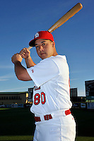 Mar 01, 2010; Jupiter, FL, USA; St. Louis Cardinals  catcher Tony Cruz (80) during  photoday at Roger Dean Stadium. Mandatory Credit: Tomasso De Rosa/ Four Seam Images