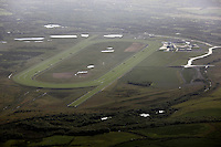 Ffos Las, the new race course in Trimsaran west Wales.<br />