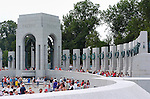 World War II Memorial, National Mall, Washington DC
