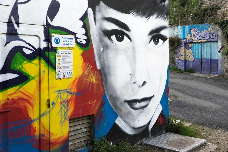 Brest - Bretagna, 23 agosto 2020. Rue Saint Malo