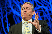 Tuesday  31 May 2016<br /> Pictured:  Dr Liam Fox <br /> Re: The 2016 Hay festival take place at Hay on Wye, Powys, Wales