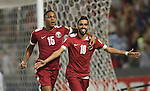 Qatar vs Syria during the 2018 FIFA World Cup Russia Asian Qualifiers Final Qualification Round Group A match at Jassim Bin Hamad Stadium on 11 October 2016, in Doha, Qatar. Photo by Stringer / Lagardere Sports