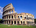 Italy, Lazio, Rome: The Colosseum | Italien, Latium, Rom: Das Kolosseum