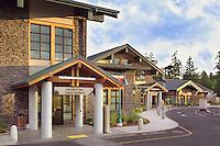 Medical complex in Gig Harbor, Washington