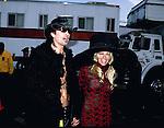 MOTLEY CRUE 1998 Tommy and Pamela Lee<br /> © Chris Walter