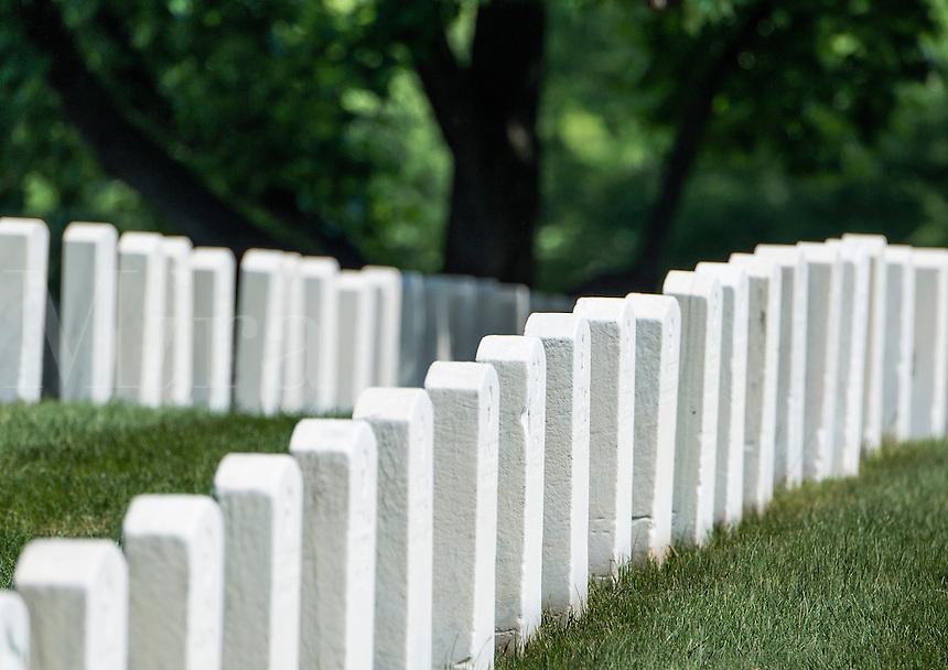 Grave, Arlington Cemetery, Virginia, USA