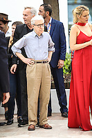 11/06/2016 - CANNES, FRANCE - WOODY ALLEN - 69EME FESTIVAL DE CANNES - PHOTOCALL 'CAFE SOCIETY'