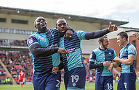 Leyton Orient v Wycombe Wanderers - 01.04.2017