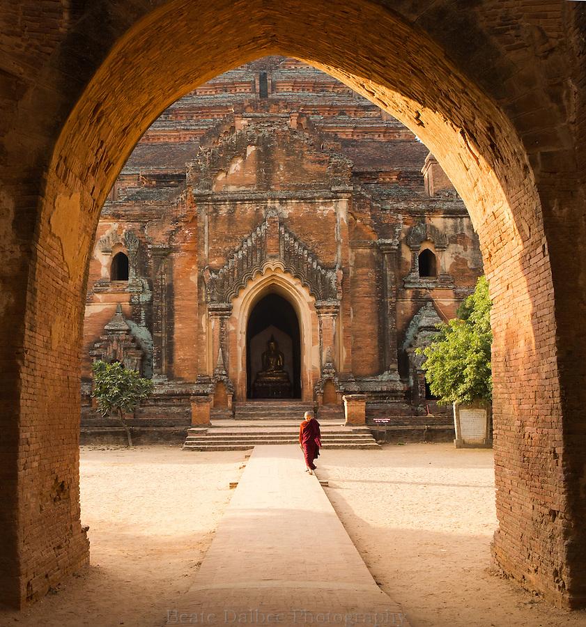 Dhammayangyi temple, Bagan, Myanmar