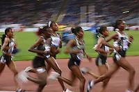 5000m Women  <br /> Roma 02-06-2016 Stadio Olimpico.<br /> IAAF Diamond League 2016<br /> Atletica Legera <br /> Golden Gala Meeting - Track and Field Athletics Meeting<br /> Foto Cesare Purini / Insidefoto